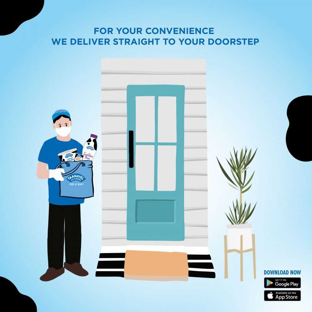 Home Delivery - APP